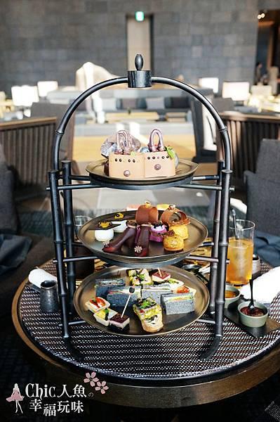 AMAN TOKYO Afternoon Tea (30)