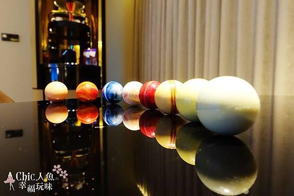 大阪RIHGA ROYAL HOTEL太陽系八惑星巧克力 (35)