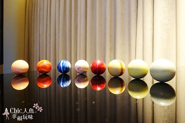 大阪RIHGA ROYAL HOTEL太陽系八惑星巧克力 (33)