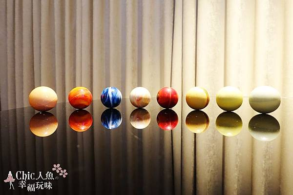 大阪RIHGA ROYAL HOTEL太陽系八惑星巧克力 (30)