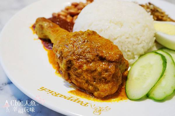 PappaRich金爸爸 馬來西亞風味餐廳 (39)