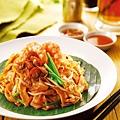 4.檳城炒粿條 Penang Char Kuay Teow (wok-fried flat noodles) (1)