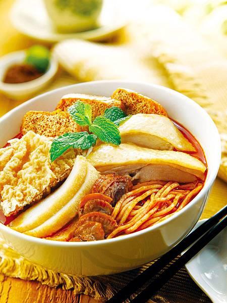 5.爸爸咖哩叻沙 PappaRich Curry Laksa (1)