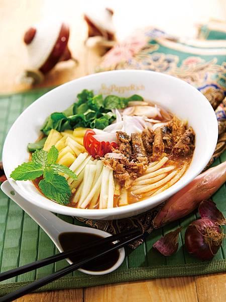 7.檳城亞叁叻沙 Penang Asam Laksa (1)