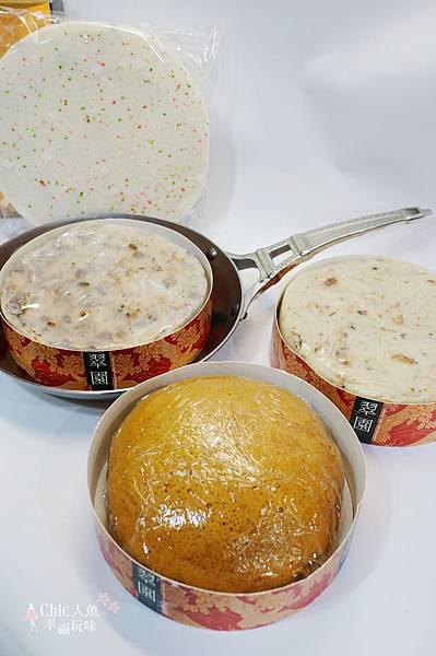 漢來翠園蘿蔔糕芋頭糕發糕 (3)