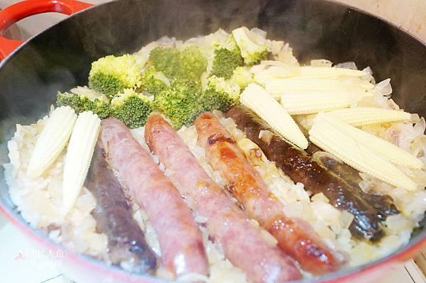 銷魂廣式肝臘腸飯 (2)