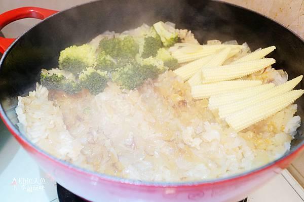 銷魂廣式肝臘腸飯 (3)