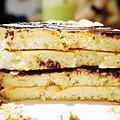四葉牛奶聖代-四葉北海道乳酪塔-香蕉巧克力鬆餅  (2)