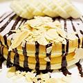 四葉牛奶聖代-四葉北海道乳酪塔-香蕉巧克力鬆餅  (6)