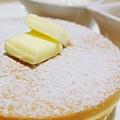四葉牛奶聖代-四葉北海道乳酪塔-原味鬆餅 (3)