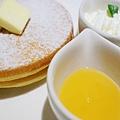 四葉牛奶聖代-四葉北海道乳酪塔-原味鬆餅 (6)