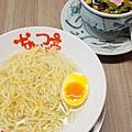玩笑亭拉麵 NANTSUTTE-黑麻油溫沾麵 (1)