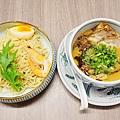 玩笑亭拉麵 NANTSUTTE-蝦味噌冷沾麵 (1)