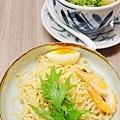 玩笑亭拉麵 NANTSUTTE-蝦味噌冷沾麵 (2)