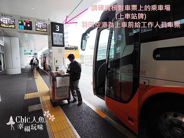 羽田空港利木津巴士 (5)