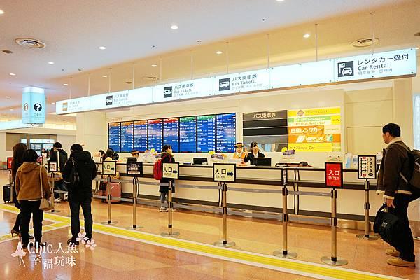羽田空港利木津巴士 (31)