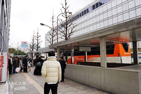 羽田空港利木津巴士 (36)