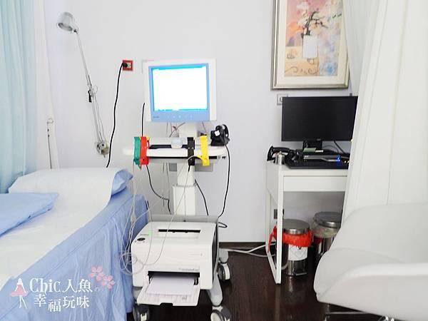 北投健康管理醫院 -交感神經副交感神經檢測 (1)