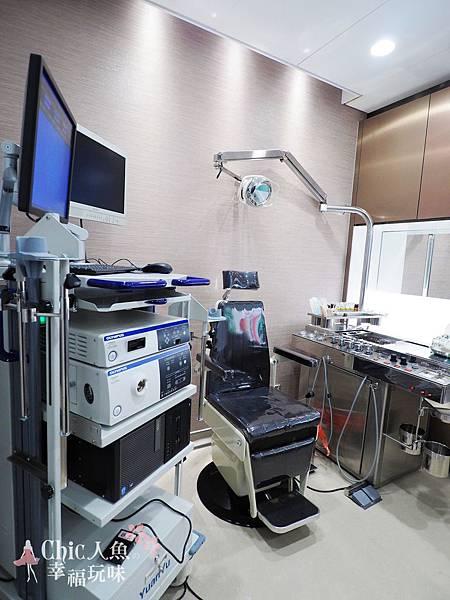 北投健康管理醫院 -耳鼻喉科內視鏡檢查室 (5)
