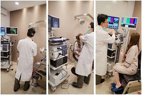 北投健康管理醫院 -耳鼻喉科內視鏡檢查室 (8)