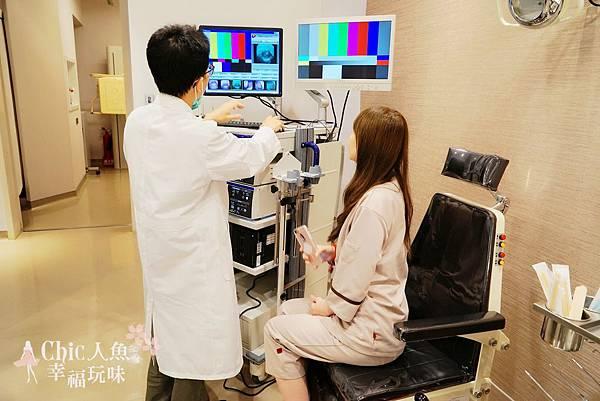 北投健康管理醫院 -耳鼻喉科內視鏡檢查室 (9)