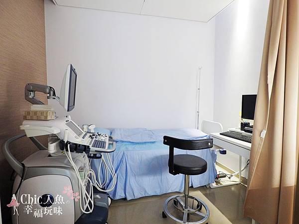 北投健康管理醫院 -超音波室 (1)