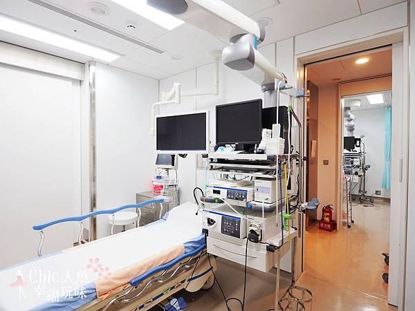 北投健康管理醫院 -腸胃內視鏡檢查室 (3)