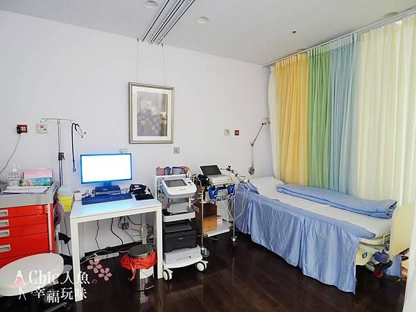 北投健康管理醫院-心電圖檢查室 (1)