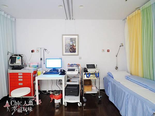 北投健康管理醫院-心電圖檢查室 (2)