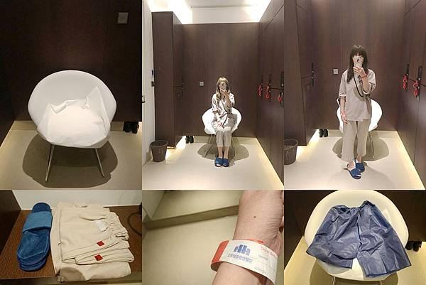 北投健康管理醫院-更衣室