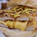 胖東西廚房-特製豬排漢堡 (2)