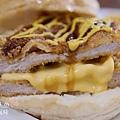 胖東西廚房-特製豬排漢堡 (3)
