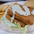 胖東西廚房-塔塔檸檬鮮魚漢堡 (4)