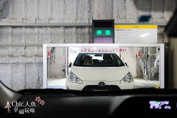 沖繩自駕遊租車TOYOTA (1)