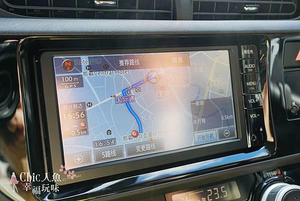 沖繩自駕遊租車TOYOTA (2)