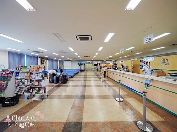 沖繩自駕遊租車TOYOTA (10)