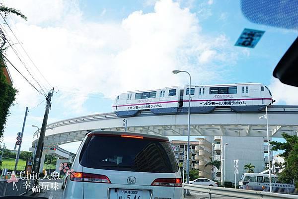 沖繩自駕遊租車TOYOTA (14)