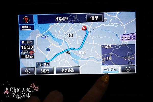 沖繩自駕遊租車TOYOTA (18)