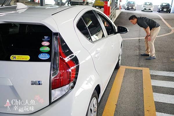 沖繩自駕遊租車TOYOTA (31)