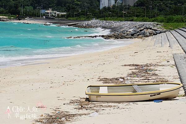 2 沖繩自駕遊TO美之海水族館-途中下車 (7)