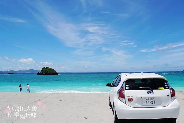 2 沖繩自駕遊TO美之海水族館-途中下車 (10)