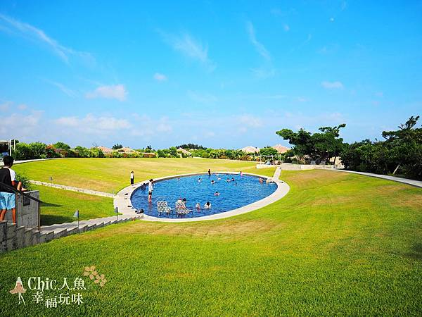 HOSHINOYA竹富島-泳池swimming pool (2)