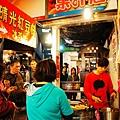 雙城街夜市-晴光紅豆餅 (1)
