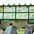世界第二好吃現烤菠蘿麵包夾冰淇淋 (1)