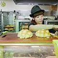 世界第二好吃現烤菠蘿麵包夾冰淇淋 (24)