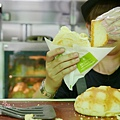 世界第二好吃現烤菠蘿麵包夾冰淇淋 (29)