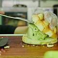 世界第二好吃現烤菠蘿麵包夾冰淇淋 (32)