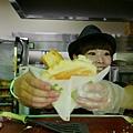 世界第二好吃現烤菠蘿麵包夾冰淇淋 (36)