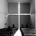 安藤忠雄-光之教會-大阪 (17)