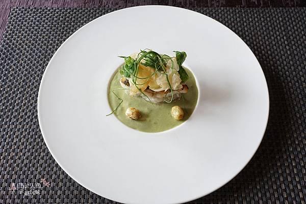 FACILE法斯樂 私廚-母親節套餐-香煎石斑佐海草奶油醬 (2).jpg